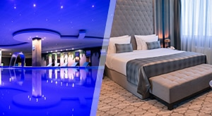 Proljetni predah u Sarajevu na 3 dana/2 noćenja s doručkom za 2 osobe u Hotelu Radon Plaza 5* uz wellness iskustvo – korištenje bazena, sauna, fitnessa i parne kupaonice za samo 1039 kuna!