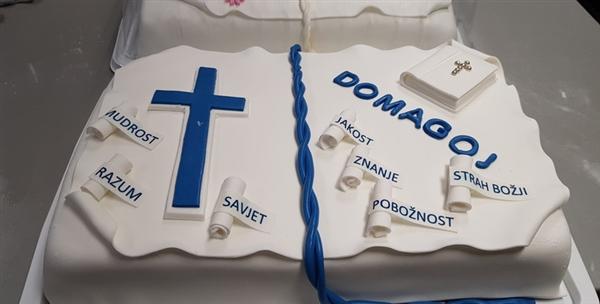Torta za krizmu