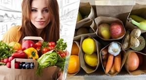 Šarena doza zdravlja, osvježenja i energije! Naručite i Vi svoju košaru s puno svježeg voća i povrća i teglicom meda, popularnog domaćeg brenda Moje Zrno za samo 199 kn s dostavom!