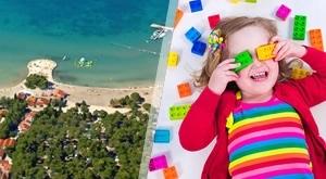 Legomanija u Zatonu! 4EVERtravel vodi Vas na pregršt aktivnosti i odmor na 4 dana/3 noćenja s polupansionom u apartmanima Zaton Holiday Village 4* već od 1285 kn/osobi! Djeca do 12 godina GRATIS!