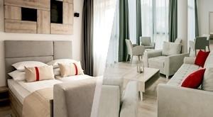 Šarmantna ljetna atmosfera Sarajeva! Uživajte u lipnju ili srpnju na 2 dana/ 1 noćenje s doručkom u lukuznom Prestige studio apartmanu u centru Sarajeva, sve za dvoje i samo 339 kn!