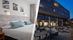 ŠPICA SEZONE u SPLITU! Ne propustite ljetni odmor na 3 dana/2 noćenja ili 4 dana/3 noćenja s doručkom za 2 osobe u Hotelu Pax 3* nadomak staroga grada i predivne pješčane plaže!