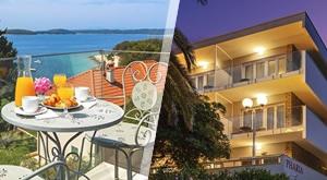 Uživajte u ljetu i opuštanju na najsunčanijem otoku na Jadranu! Uz izbor smještaja i usluge uživajte u 4 dana/3 noćenja za 2 ili 4 osobe u modernom Aparthotelu Pharia 3* na otoku Hvaru!