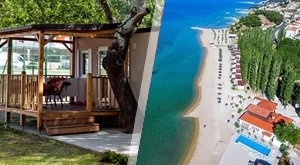 Ljetovanje u krugu obitelji i prijatelja u predivnom Omišu! Uz izbor 3, 5 ili 7 noćenja provedite najljepši odmor tik uz more u Relax Nord mobilnoj kućici za do 6 osoba u Kampu Galeb!