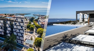 Razmazite sva osjetila odmorom u modernom i luksuznom Marvie 4* Hotel Health u Splitu! Uz 2 ili 5 noćenja u Superior sobi s doručkom za 2 osobe prepustite se vrhunskom wellnessu za duh i tijelo…