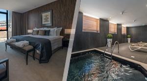 Wellness ljeto u Šibeniku! Uživajte u luksuznom Superior City Hotelu Bellevue**** uz 2 ili 5 noćenja sa doručkom za dvoje i dijete do 18 g. GRATIS + korištenje spa zone i parking, od samo 1719 kn!