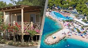 LAST MINUTE PONUDA! Moderno opremeljene mobilne kućice**** Solaris ovog ljeta idealna su destinacija za prirodni luksuz na 4 dana/ 3 noćenja za do 5 osoba i samo 2925 kn!