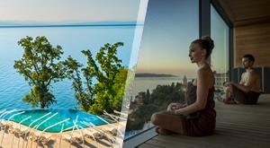 [Opatija] Wellness ljeto u Grand Hotel Adriatic s 2 ili 3 noćenja s Polupansionom za 2 osobe uz bazene i spa centar s panoramskim pogledom na Kvarner! Djeca do 4 god.gratis, već od 2249 kn!