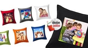 Uz TvojPoklon ukrasite jastuk fotografijom ili natpisom, poklonite si ugodniji san i maštovitiji dizajn sobe! I Vi možete imati originalan jastuk za samo 129 kn! Dostava za cijelu Hrvatsku!
