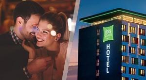 Mjesec zaljubljenih i VALENTINOVO u SARAJEVU! Uživajte u luksuznom Ibis Styles Hotelu uz 2 dana/1 noćenje s doručkom i bogatom wellness spa centru + kino ulaznice, sve za 2 osobe!