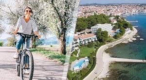 Elegancija odmora ovog proljeća na 6 dana/ 5 noćenja s POLUPANSIONOM u Hotelu Villa Radin 4* u Vodicama uz aktivnosti: nordijsko hodanje, bicikliranje ili guštanje uz bazen i ležaljke, sve za 2 osobe!