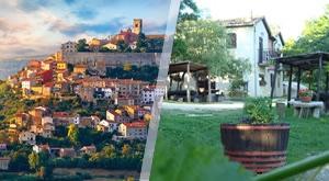 Proljetni gušti u unutrašnjosti Istre! Istražite Motovun na 3 dana/ 2 noćenja s doručkom u Agroturizmu Toni + gratis parking, sve za do 4 osobe ovisno o izboru, već od samo 539 kn!