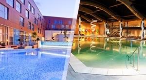 Proljetni odmor za cijelu obitelj u Hotelu Terme Sveti Martin – 3 dana/2 noćenja preko tjedna ili vikenda s Polupansionom za 2 osobe, kupanje u termomineralnim bazenima, animacijski program…
