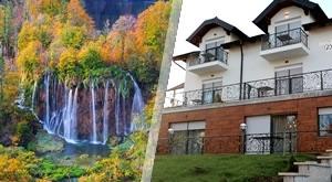 Slikoviti krajolik sa šarmantnim slapovima napunit će Vam baterije! Predivna Villa Waterfalls u Rakovici poziva Vas na idilčna 2 dana/ 1 noćenje s doručkom za 2 osobe, od samo 289 kn!