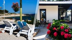 Uronite u ljetnu avanturu uz Waterman Beach Village! Najam mobilnih kućica u Supetru/BRAČ uz 1 noćenje za 4 + 2 osobe, korištenje vanjskog bazena, parkinga, sportskih sadržaja, od samo 475 kn!!!