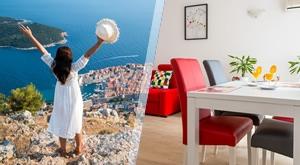 Odmorite se ovog svibnja okruženi dubrovačkim zidinima! Smještaj u jezgri Starog grada u Dubrovniku! Apartman Cvjetović nudi 3 ili 7 noćenja za do 4 osobe, već od samo 1548 kn!