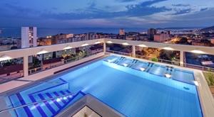 Vrhunski užitak odmora u luksuznom Dioklecijan   Hotel Residence 4* u Splitu uz 3 dana i 2 noćenja s doručkom, panoramsku Wellness SPA oazu, masažu, a sve za 2 osobe i samo 1499 kn…