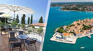 Obilje mediteranskih ljepota za pravo LJETOVANJE u POREČU! Predahnite na 6 dana/ 5 noćenja ili 8 dana/ 7 noćenja s POLUPANSIONOM za 2 osobe i dijete do 4 god. u Vili Materada, super cijena!