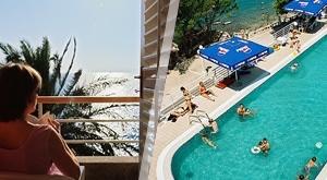Prilika za potpuno uživanje u ljetnom odmoru – Podgora! Izaberite tip sobe i termin i provedite 3 dana/2 noćenja s polupansionom i vanjskim bazenom u Hotelu Aurora 3* – za 2 osobe i već od 1040 kn!