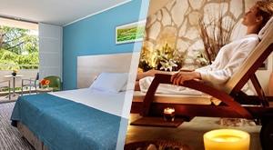 Prvi LJETNi užitci uz Valamar Diamant Hotel u Poreču na 3 dana/ 2 noćenja s POLUPANSIONOM + piće uz obroke! Opustite se uz bazen i fitness, sve za 2 osobe i dijete do 14 g. i za samo 1800 kn!