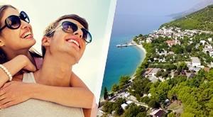 Ljetna uživancija u osunčanoj Makarskoj rivijeri uz kristalno more! ŠPICA LJETA – SRPANJ na 8 dana/ 7 noćenja s POLUPANSIONOM u Resortu Dalmacija, sve za 2 osobe, super cijena!