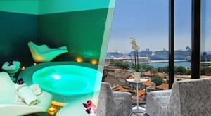 LJETNI odmor na 3 dana/2 noćenja s doručkom za 2 osobe u Hotelu Luxe 4* u Splitu uz wellness i masaže, ulaznice za Diocletians Dream virtualnu reality -3D projekciju, sve za 2 osobe i samo 1399 kn!
