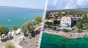 Ljetni relax odmor na moru uz 4 dana/3 noćenja s doručkom za 2 osobe u Hotelu Marina 4* Selce i korištenje unutarnjeg grijanog bazena i fitnessa… za samo 2610 kn!