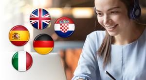 Put oko svijeta započinje učenjem novog jezika! S ABC strani jezici upišite ONLINE TEČAJ njemačkog jezika – tečaj preko ZOOM-a i u trajanju 60 školskih sati, uz 46% popusta – samo 999 kn!