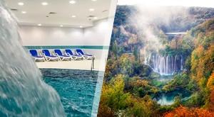 Neobuzdana ljepota PLITVICA za istinsko uživanje! Hotel Jezero*** nudi odmor uz 1, 2 ili 3 noćenja na bazi POLUPANSIONA + ulaznica za NP Plitvička Jezera i brojne dodatne pogodnosti, sve za 2 osobe…
