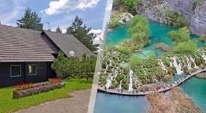 Jesen na Plitvicama! Idiličan odmor u Plitvice Holiday Resortu uz 2 dana/1 noćenje ili 3 dana/2 noćenja s doručkom za 2 osobe u standard dvokrevetnoj sobi + 1h minigolfa GRATIS, od samo 399 kn!