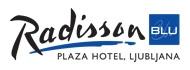 Radisson Blu Plaza Hotel, Ljubljana