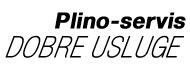 PLINO-SERVIS DOBRE USLUGE