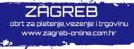 """Obrt za pletenje,vezenje i trgovinu """"Zagreb"""""""