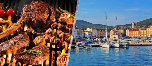 Zaljubite se u mediteranski krajolik i rajske plaže Cresa! Guest House Floreus i restoran Meat Me BBQ pozivaju Vas na uživanje 3 dana/2 noćenja uz uključenu večeru za dvoje...619 kn!