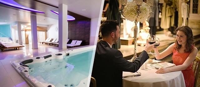 Dašak romantike i luksuza uz CRAZY NIGHT OUT! u Hotelu Phoenix 4* u Zagrebu! Opuštajući wellness spa program i lagana večera u restoranu Maestro, popust na masaže i smještaj...129 kn/osobi!