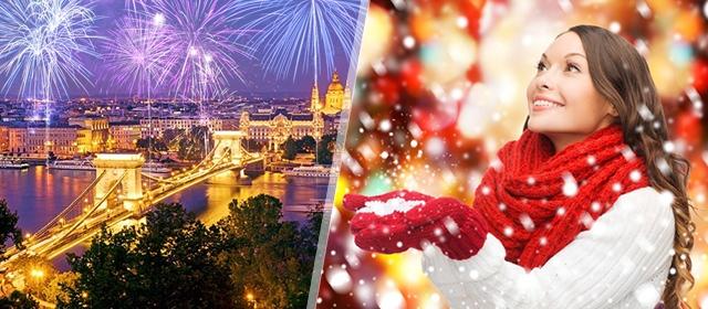 Posjetite jednu od najpopularnijih europskih metropola za doček NOVE GODINE! Best Travel Vas vodi na doček u Budimpeštu sa prijevozom autobusom, pratiteljem putovanja...za 259kn/osobi!