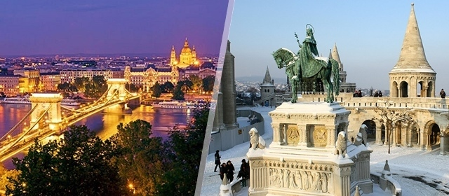 Na ADVENT u Budimpeštu sa Integralom! 2 dana/1 noćenje sa doručkom u hoteu 3* sa prijevozom autobusom iz Zagreba, pratiteljem putovanja, lokalnim vodičem, razgledima za samo 479kn/osobi!